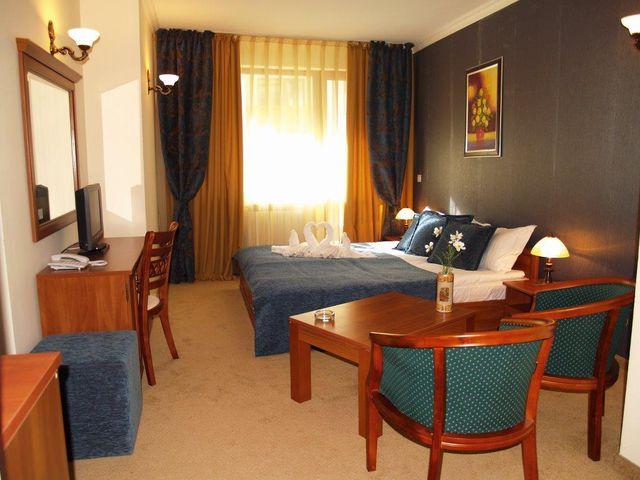 SPA hôtel Emerald - SGL room