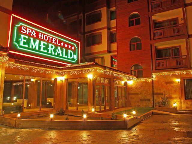 SPA hôtel Emerald